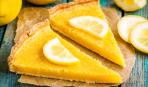 Десерт без выпечки: изысканный пирог с лимонным курдом