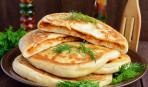 Думаете что приготовить на воскресный завтрак? Лепешки с ветчиной и сыром!