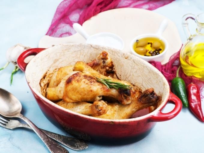маринад для курицы без майонеза
