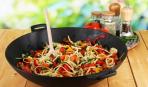 5 лучших рецептов для сковородки вок