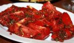 Помидоры по-корейски со сладким перцем