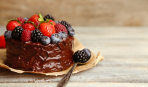 Десерт дня: трюфельный сметанник