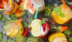 Топ-5 рецептов лимонада для жарких дней