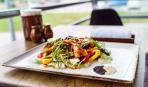 Салат «Сяке терияки»: секреты японской кухни
