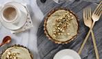 Медовый пирог с фисташками от Джейми Оливера