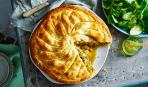 Пирог с курицей от Джейми Оливера