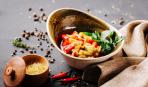 Салат «Вкусный сентябрь»: оригинальный авторский рецепт