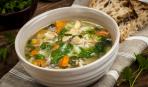Дачные заготовки: сырая заправка для супа