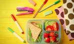 Как собрать ланч-бокс для школьника: меню на неделю (видео)