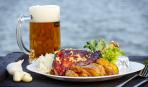 Фестиваль пива и мяса в Луцке