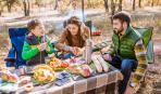 Осенний пикник: 5 блюд, которые надо приготовить на мангале