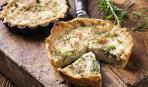Пирог с грибами: 5 лучших рецептов по версии SMAK.UA