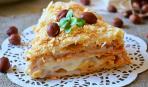 Десерт без выпечки: ленивый «Наполеон»