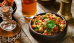 Зимнее наслаждение: салат с баклажанами и курицей