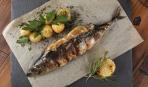 Рыбный четверг: фаршированная скумбрия