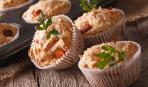 Печеночные кексы: пошаговый рецепт