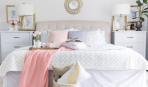 Спальня в пастельных тонах: 10 лучших идей