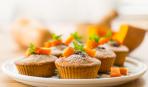 Десерт дня: тыквенные кексы с орехами