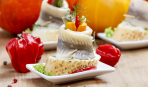 Рулетики из соленой сельди: украшение праздничного стола