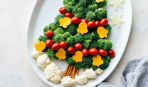 Новый год-2019: салат «Ёлочка»