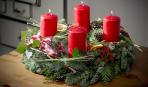 Новогодний декор-2018: все тренды флористики