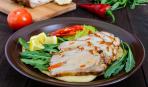 Буженина из говядины с черносливом в пакете: пошаговый рецепт