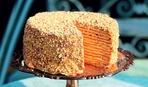 Десерт на Рождество: творожный торт «Наполеон»