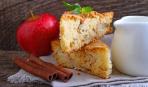 Пирог на кефире с яблоками и грушами: пошаговый рецепт