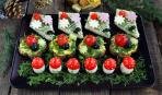 7 роскошных аппетайзеров к новогоднему столу