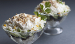 Новый год: салат «Зимний»