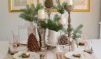 10 праздничных вариантов сервировки стола на Новый год