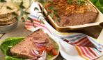 Печеночный хлеб: простой кулинарный рецепт