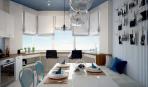 10 модных светильников на кухне