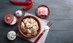 Галушки с мясом: пошаговый рецепт