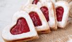 Ко Дню всех влюбленных - печенье «Валентинки»