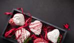 День святого Валентина: воздушные меренги «Сердца»