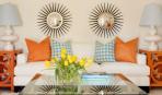 Декоративные подушки в интерьере: 10 ярких идей