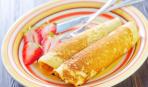 «Золотые» блинчики из кукурузной муки