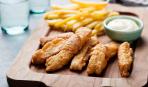 Как приготовить кляр для рыбы: 8 оригинальных рецептов