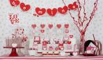 10 идей праздничного декора ко Дню святого Валентина
