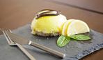 Тарт в виде фаршированных лимонов