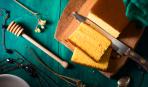 Японський бісквіт «Кастелла» з крем-чіз