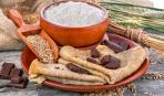 Полезные блюда: как приготовить блины на отрубях