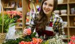Модные тенденции в оформлении цветочных букетов-2018