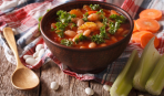 Постное меню: фасолада - традиционный греческий суп