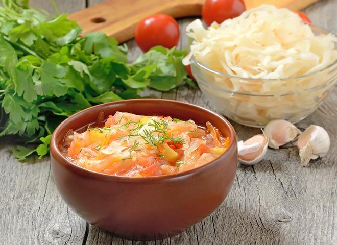 Украинский капустняк рецепт с фото
