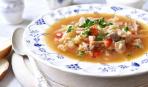 Постное меню: шотландский овсяный суп
