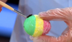 Оберег на здоровье из пасхального яйца (видео)