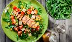 По-весеннему легкие: 5 салатов с куриной грудкой