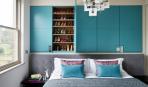 Зона над изголовьем кровати: 10 стильных идей
